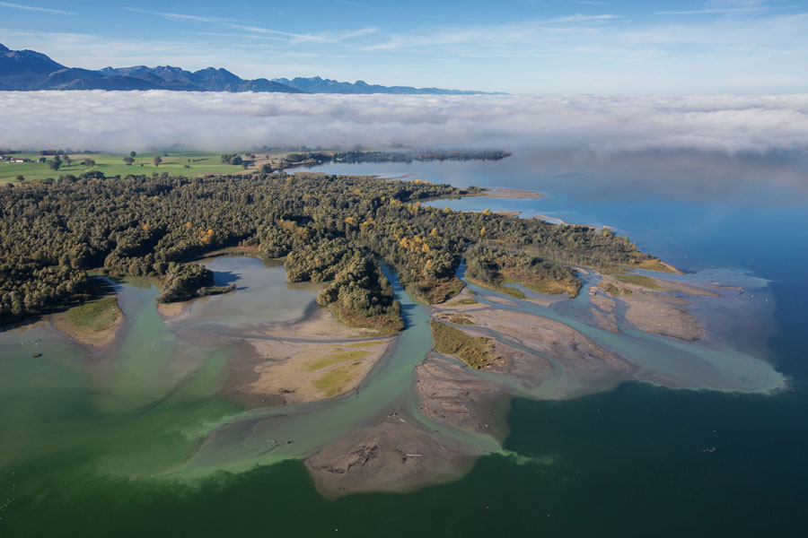 Chiemsee – A Sea in Bavaria